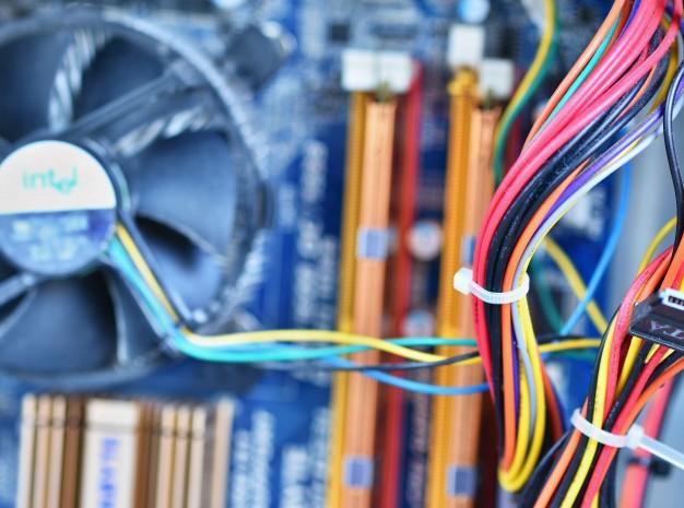 krympeflex til elektrisk isolering